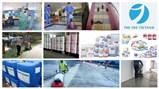 Hóa chất nước vệ sinh tẩy rửa công nghiệp đậm đặc hiệu quả tiết kiệm
